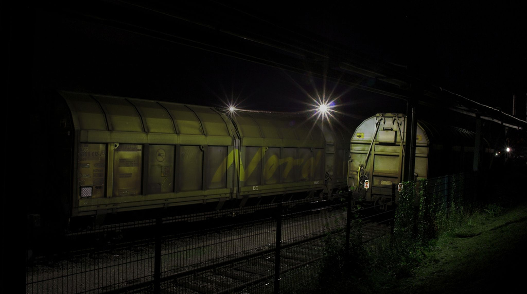 night wagon @ flickr