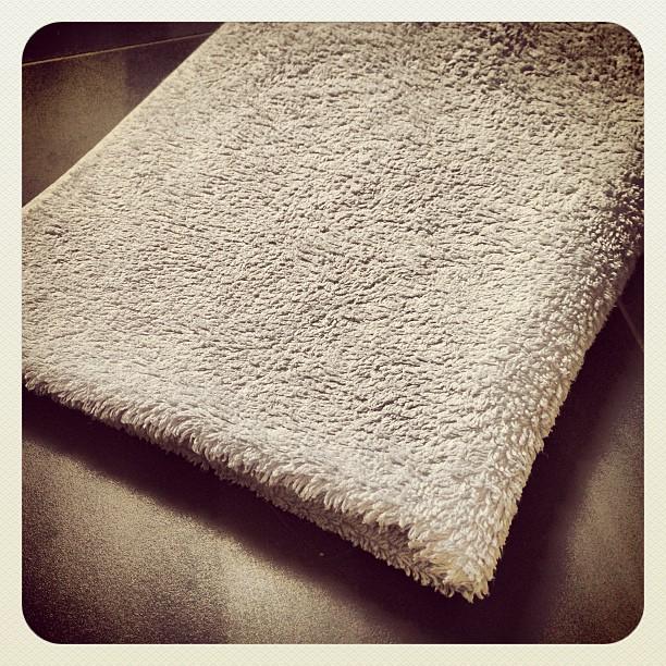 Wäre startklar. #TowelDay
