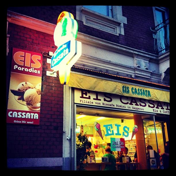 Das beste Eis der Stadt!!