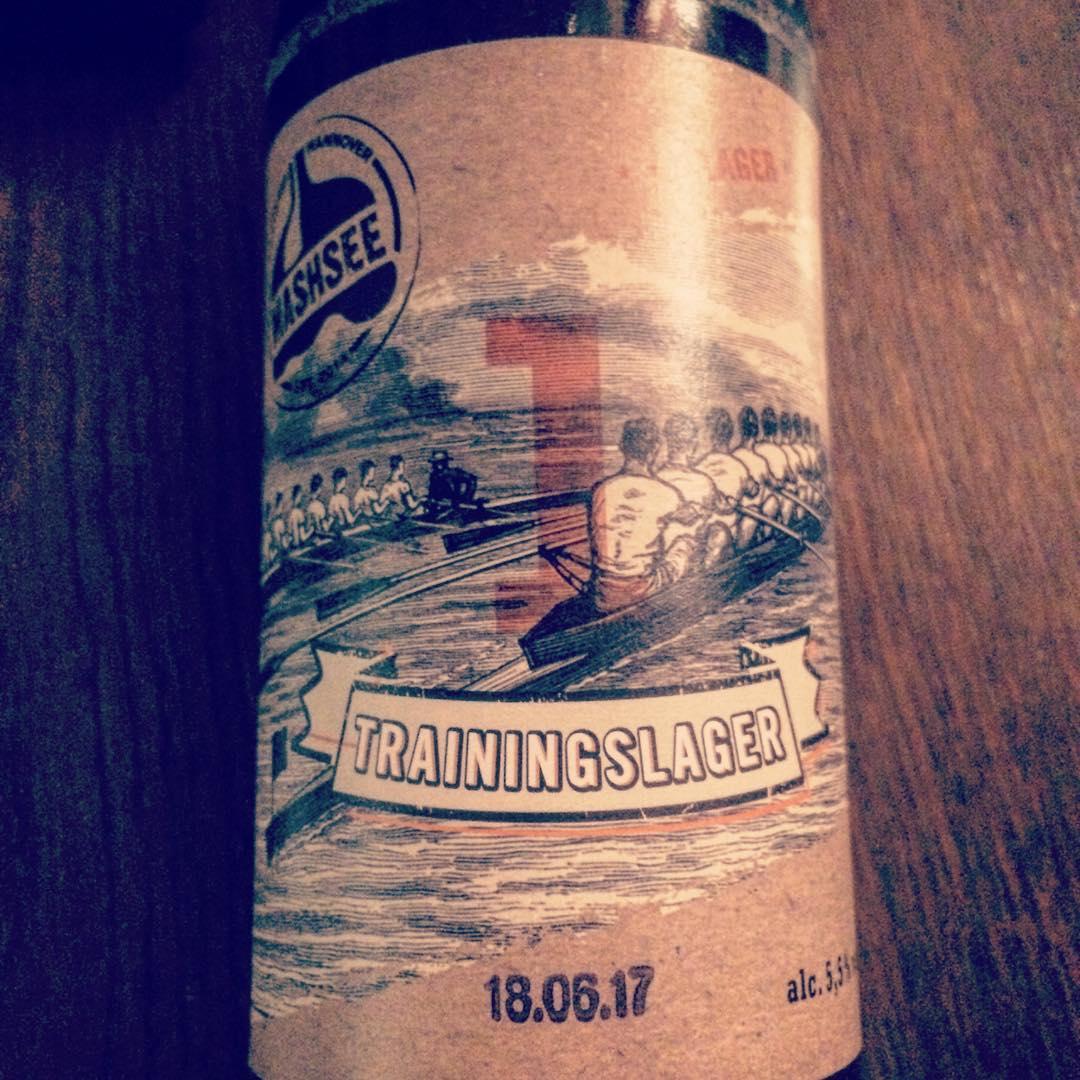 Das ist mal ein Name für ein (Lager)Bier!