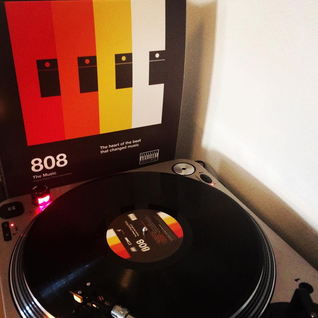 808: The heart of the beat that changed the music. #vinyl #nowspinning #RolandTR808 #TR808 #soundtrack #AfricaBambaataa & #TheSoulsonicForce #BeastieBoys #PublicEnemy #ManParrish #PlanetPatrol #Shannon #Strafe #TLaRock & #JazzyJ #808State #FelixDaHouscat #LilJon & #TheEastSideBoyz #FluxPavilion #JamieXX #LilWayne & #CharliePuth