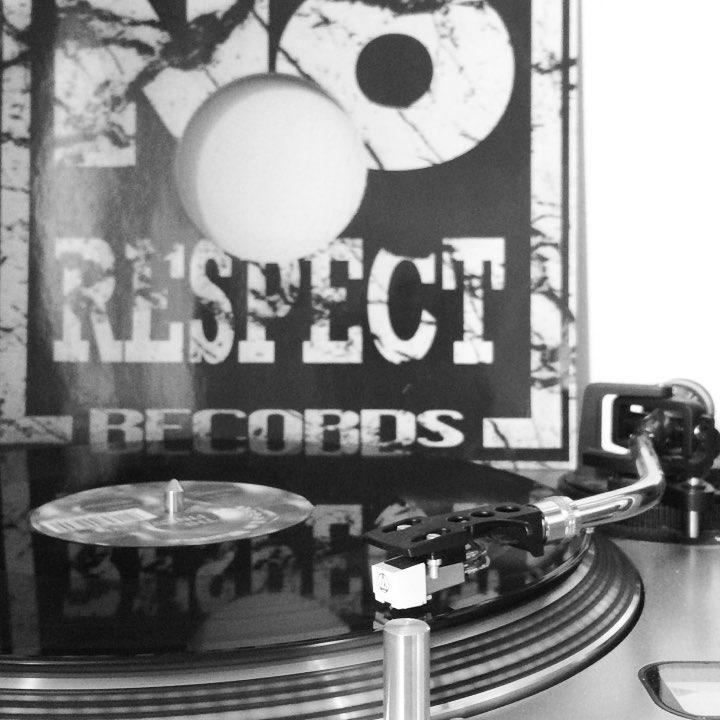 The Finest #MegaLoMania #NoRespectRecords #1994 #NilsRuzicka #RamonZenker #nowspinning #vinyl #vinylove
