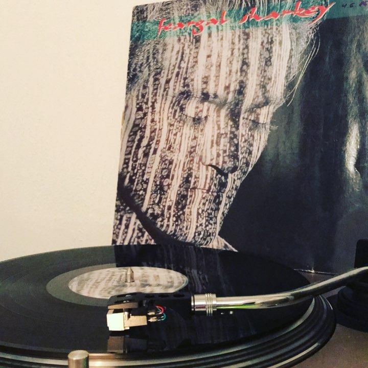 Feargal Sharkey #FeargalSharkey #NowSpinning #Vinyl #Turntable #Plattenspieler #Pop #SynthPop #1985 #33rpm #OnMyTurntable #VinylLove