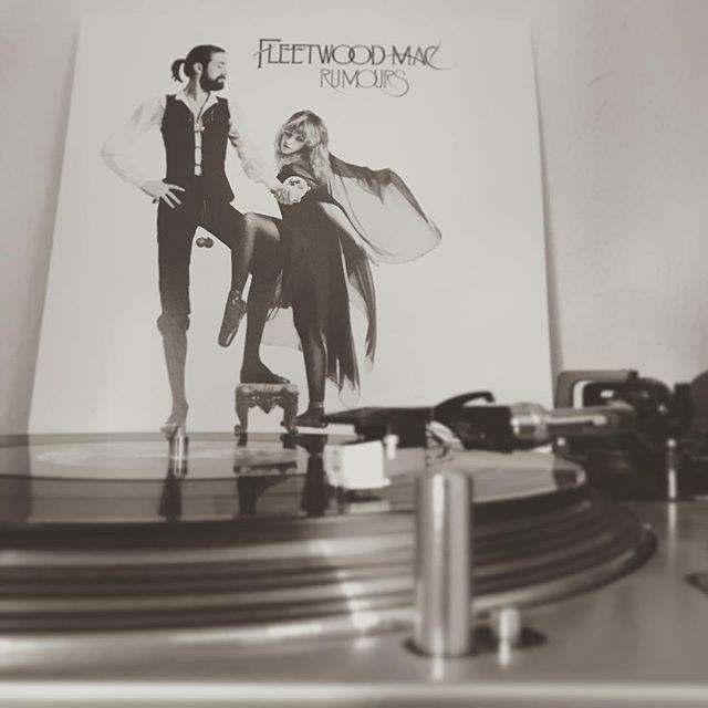 Rumours #FleetwoodMac #NowSpinning #OnMyTurntable #Vinyl #Pop