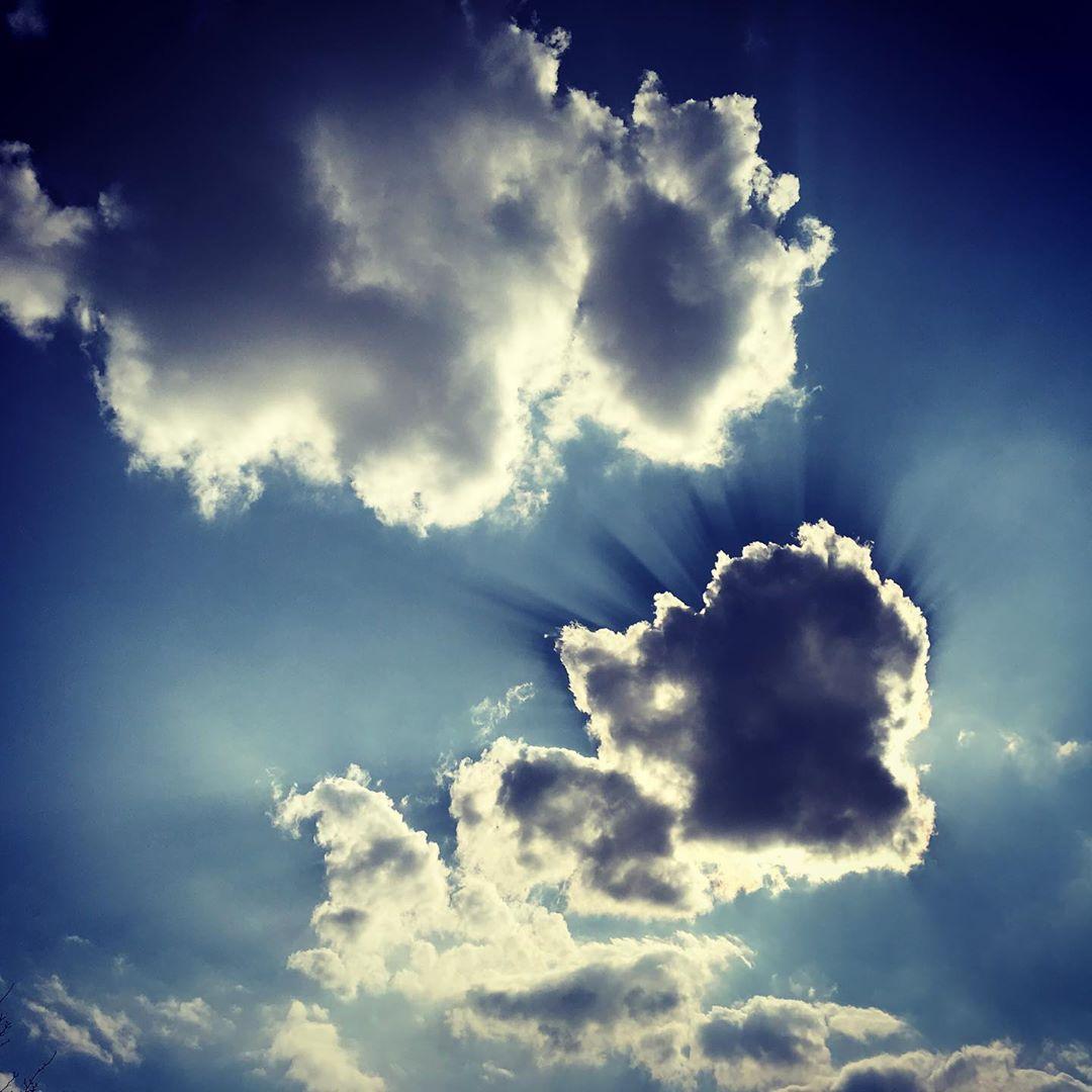 Drama Baby! #cloud #wolken