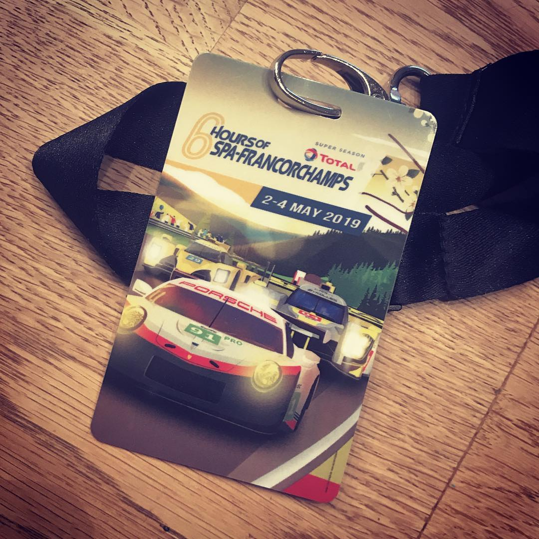 Finally!! 🤘🏼 #FIAWEC #WEC #SpaFrancorchamps #SuperSeason #6HoursOfSpa /cc @mace2000