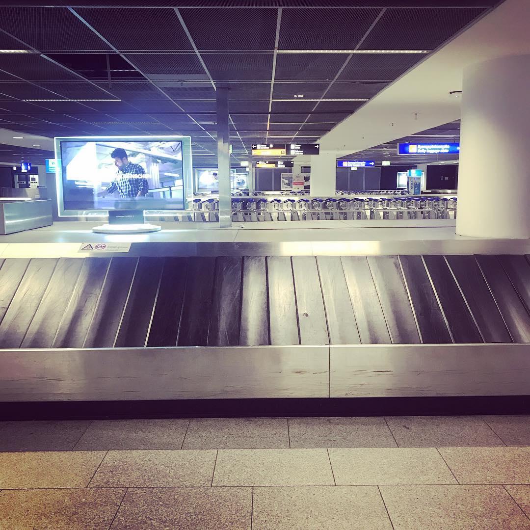… jetzt schon wieder Frankfurt. #Frankfurt #Flughafen #Airport