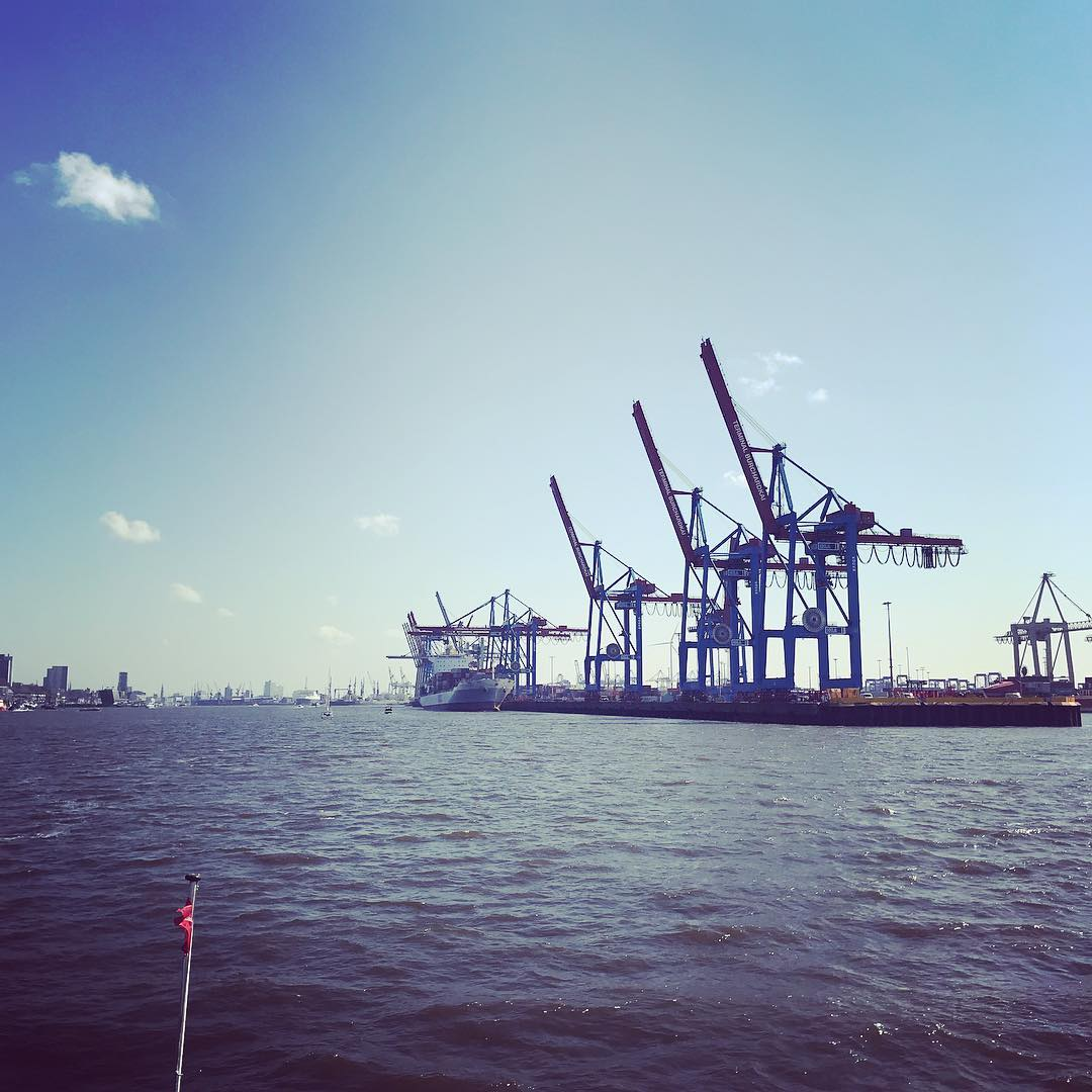 Tourismshizzle No.1 #Hamburg #LoveHamburg