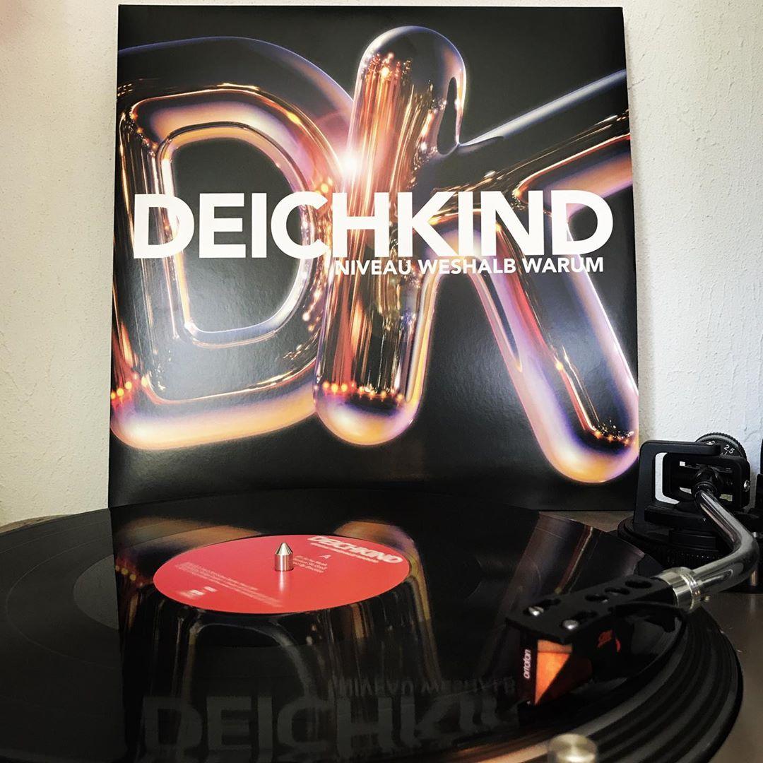 Niveau Weshalb Warum #Deichkind #OnMyTurntable #NowSpinning #Electro #VinylGram #VinylLove #33rpm
